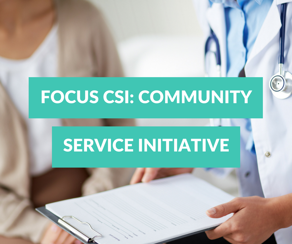 Focus CSI is a community service initiative of Focus Integrative that makes naturopathic care and functional medicine affordable and available to all in the KC area.
