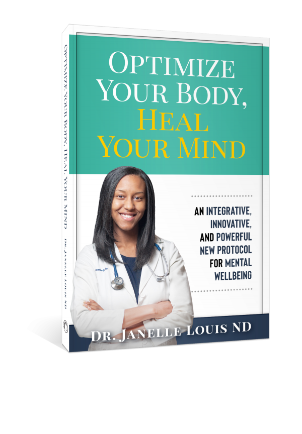 Dr. Janelle Louis' book