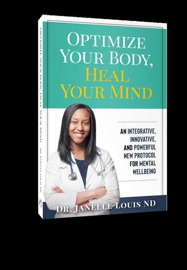 Dr. Janelle Louis' book